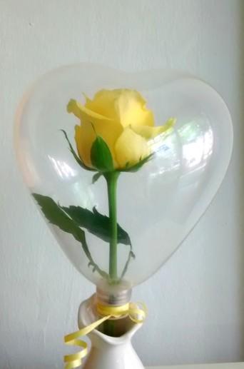 Balon mic inima
