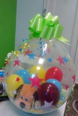 Perna catel in balon - 70RON