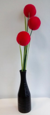 Vaza mare decor - 45RON