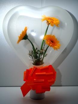 Balon mediu inima